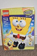 LEGO 3826 - Build-A-Bob Spongebob Squarepants - New Factory Sealed Box!!