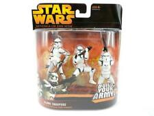 Star Wars Revenge of the Sith Build Your Army Clone Troopers Action Figure Set