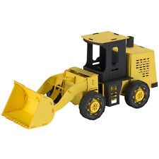 3D puzzle - Forklift - educational puzzle game for kids