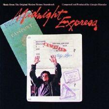 OST/GIORGIO MORODER - MIDNIGHT EXPRESS  CD 8 TRACKS SOUNDTRACK / FILMMUSIK  NEU