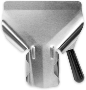 Stainless Steel Popcorn Scoop Fill Tool for Bags Serving Scooper