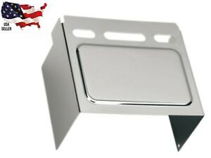 Battery Box Cover Harley Dyna 91-1996 66347 super wide glide low rider FXE FXWG