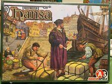 Hansa Board Game - NEW SEALED