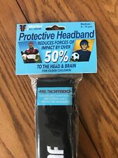 Forcefield Headband Concussion Safety Sport Medium 9-15 yrs Soccer Volleyball