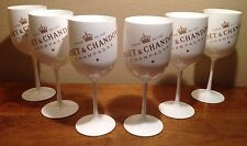 Moet Chandon Ice Imperial Champagne Glasses, Set of 6 (Last Set I Have!)