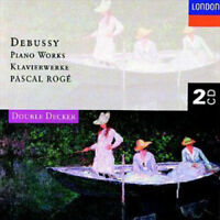 Debussy - Piano Works (Assolo)/ Roge Df2 Nuovo CD