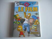 DVD - LES SIMPSON / LE FILM - ZONE 2