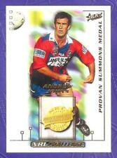 2002 Select NRL Challenge - Dally M Card - Andrew Johns (DM2)