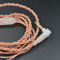 KZ 0.75mm Gold-plated B/C Pin Earphone Cable for KZ-ZST/ES4 KZ-ZSN with Mic Well