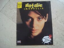NATALIE IMBRUGLIA  *rare* french SPECIAL ISSUE cover magazine with POSTER