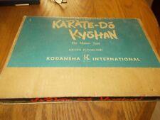 Karate-Do Kyhan The Master Text-Gichin Funakoshi (Hardback)
