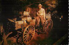 """Will Rogers 1931 Limb Shot 4x6"""" Postcard Movieland Wax Museum"""