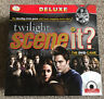Deluxe Edition Twilight Scene It? Dvd Game Complete
