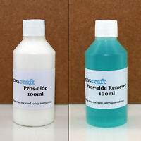 Pros-Aide prosthetics adhesive glue & remover duo 100ml Prosaide