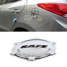 Chrome Fuel Gas Cap Cover Molding Garnish for HYUNDAI 2010 - 2015 Tucson ix i35