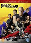 Fast & Furious 9 [2021] (DVD) Vin Diesel, Michelle Rodriguez, John Cena <br/> FAST & FREE UK Delivery | 100% official UK item