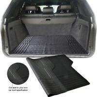 ANTI SLIP CAR BOOT Mat Rubber Protector Large Lightweight Cut to Size Universal
