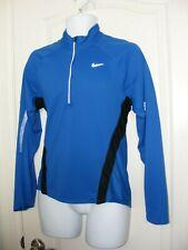 Men'S Small Nike Dri-Fit 1/4 Zip L/S T-Shirt Top Running Cycling Bnwot Bike Run
