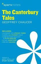 The Canterbury Tales SparkNotes Literature Guide (SparkNotes Literature Guide