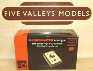 060521/01 Gaugemaster Analogue GMC-Combi Single Controller with Transformer