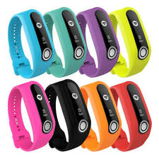 Replacement Silicone Wristband Band Strap Bracelet For TomTom Touch Tracker