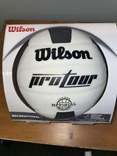 Wilson Recreational Protour Volleyball New In Box