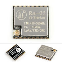 4Pc Ra-02 SX1278 Lora Spread Spectrum Wireless Module 433MHz Wireless Serial T2