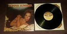 Donna Summer LP I Remember Yesterday 1977 Casablanca NBLP-7056 vg+
