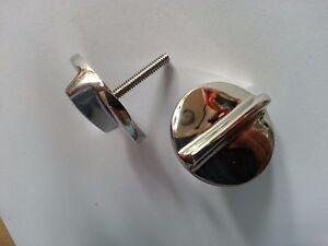 Nash Healey 1952 1953 1954 jack plug new stainless
