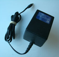 Genuine SYN SYS1089-1515-W3B AC/DC Adattatore di alimentazione 15V 1A UK Plug