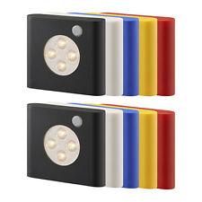 Ikea OLEBY LED Sensor Wardrobe Lighting With Sensor Assorted Colours Auto 2Pcs