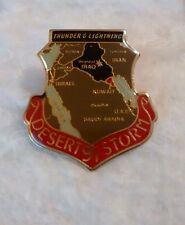 1991 US Military DESERT STORM Uniform DI or Hat PIN