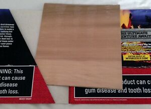 Grizzly Cedar Plank Board for Grilling Very Thin BRAND NEW