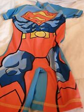 Lovely Boys next Superman Swimming suit Age 3-4 Years