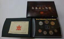 2003 SPECIMEN SET - ROYAL CANADIAN MINT 7-COIN SET - ORIGINAL CASE & CERTIFICATE