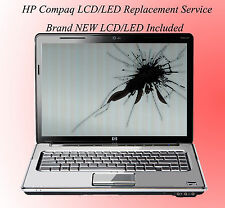 HP DV 6000 6000T 6000Z 6001EA 6001XX Broken LCD Replacement Repair Service