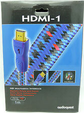 Audioquest HDMI-1 1 meter HDMI Cable