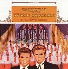 Christmas with the Everly Brothers and the Boys Town Choir [Bonus Track]  CD