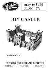 HOBBY facile costruire un piano di modello giocattolo CASTELLO P776