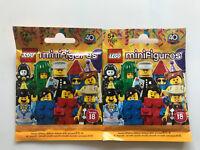 LEGO Minifigures Series 18 CHOOSE your own Mini Figure 71021 NEW FREE P&P