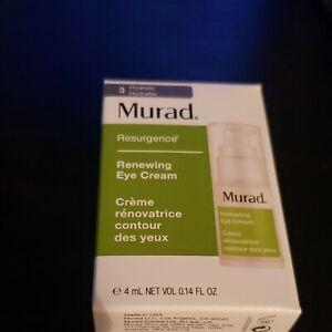 Murad Renewing Eye Cream 0.14 oz  Travel Size