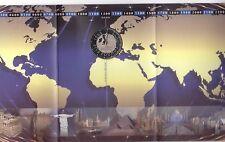UK UNITED KINGDOM - £5 POUNDS UNC COIN 1999 YEAR MILLENNIUM MINT PACK