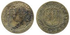 TOURAINE - VILLES et NOBLESSE Jacques Gaultier, maire de Tours. Jeton 1620-1621