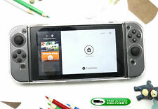 Hard Crystal Protective Case Cover Host Handles Shells For Nintendo Switch Set