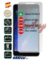 Tempered glass screen protector film for Xiaomi MI Max 2 Genuine 9H Premium