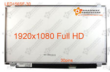 15.6 slim Full HD Led screen for Gigabyte P55w 1920x1080  30pin