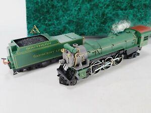 American Models 116 Southern Cresent Steam Set AC Flyer W/Chug, Smoke, Whistle