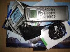 NOKIA 9210 COMMUNICATOR,UNLOCKED,OWNER'S HANDBOOK, PL READ FULL DESCRIPTION