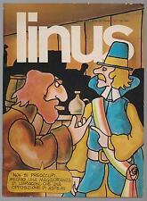 LINUS 11 anno XIV 1978 peanuts feiffer altan mordillo ferdinando tranches de vie