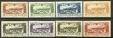 French Guiana #C1-C8 MNH CV$8.80 Cayenne [STOCK IMAGE]